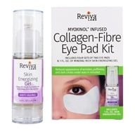 Image of Reviva Labs - Collagen-Fibre Eye Pad Kit