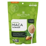 Navitas Naturals - Raw Maca Powder - 16 oz., from category: Herbs