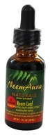 NeemAura Naturals - Neem Leaf Liquid Herbal Extract Triple Potency - 1 oz. by NeemAura Naturals