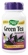 Nature's Way - Standardized Green Tea - 60 Vegetarian Capsules (033674153406)