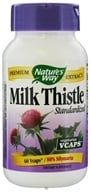 Image of Nature's Way - Standardized Milk Thistle - 60 Vegetarian Capsules