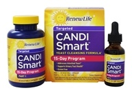 Renew Life - CandiSmart Targeted Yeast Cleansing Formula 15-Day Program
