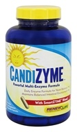 Renew Life - CandiZyme - 90 Vegetable Capsule(s)