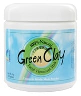 Rainbow Research - French Green Clay Mask Powder - 8 oz. (000518100100)