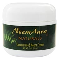 NeemAura Naturals - Concentrated Neem Cream - 2 oz. (786648012017)