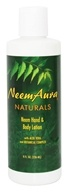 Image of NeemAura Naturals - Neem Hand & Body Lotion - 8 oz.