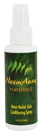 NeemAura Naturals - Neem Herbal Skin Conditioning Spray - 4 oz., from category: Personal Care