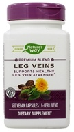 Nature's Way - Leg Veins with Tru-OPC's 435 mg. - 120 Vegetarian Capsules, from category: Nutritional Supplements