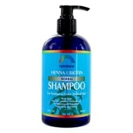 Image of Rainbow Research - Organic Herbal Henna Biotin Shampoo - 12 oz.