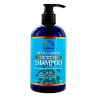 Rainbow Research - Organic Herbal Henna Biotin Shampoo - 12 oz.