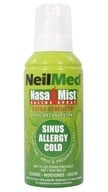 NeilMed Pharmaceuticals - NasaMist Hypertonic Extra Strength Saline Spray - 4.2 oz.