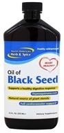 Image of North American Herb & Spice - Black Seed Plus Oil - 12 oz.