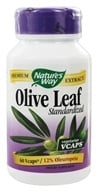 Nature's Way - Standardized Olive Leaf - 60 Vegetarian Capsules
