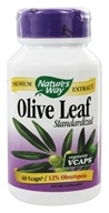 Nature's Way - Standardized Olive Leaf - 60 Vegetarian Capsules by Nature's Way
