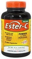 Image of American Health - Ester-C Powder with Citrus Bioflavonoids 750 mg. - 8 oz.