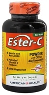 American Health - Ester-C Powder with Citrus Bioflavonoids - 4 oz.