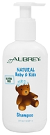 Image of Aubrey Organics - Natural Baby & Kids Shampoo - 8 oz.