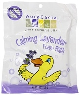 Aura Cacia - Foam Bath for Kids Calming - 2.5 oz. (051381885960)