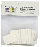 Aura Cacia - Car/Room Diffuser Refill Pads - 10 Pad(s), from category: Aromatherapy