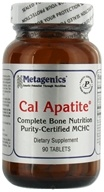 Metagenics - Cal Apatite - 90 Tablets (755571013125)
