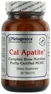Metagenics - Cal Apatite - 90 Tablets - $18.50