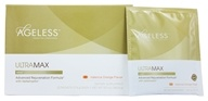 Ageless Foundation - UltraMax Gold Advanced Rejuvenation Formula with Alphatrophin Valencia Orange - 22 Packet(s) - $37.79