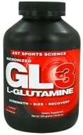 AST Sports Science - Micronized GL3 L-Glutamine Powder - 525 Grams (705077002789)