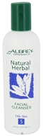 Aubrey Organics - Natural Herbal Facial Cleanser - 8 oz.