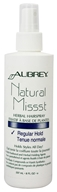 Image of Aubrey Organics - Natural Missst Herbal Hairspary Regular Hold - 8 oz.