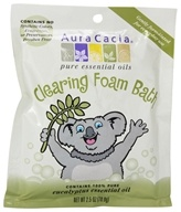 Aura Cacia - Foam Bath for Kids Clearing - 2.5 oz. (051381885977)