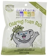 Aura Cacia - Foam Bath for Kids Clearing - 2.5 oz. - $2.32