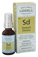 Liddell Laboratories - Sd Stomach Distress Homeopathic Oral Spray - 1 oz. (363113121964)