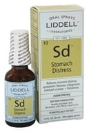 Image of Liddell Laboratories - Sd Stomach Distress Homeopathic Oral Spray - 1 oz.