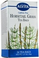 Alvita - Horsetail Grass Caffeine Free - 24 Tea Bags, from category: Teas