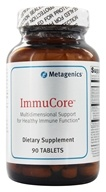 Metagenics - Immucore Multidimensional Support for Immune Function - 90 Tablets, from category: Professional Supplements