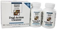 Cellular Research Formula - Dual Action Cleanse Kit, from category: Detoxification & Cleansing