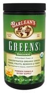 Barlean's - Organic Greens Powder Formula - 8.46 oz. (705875300025)