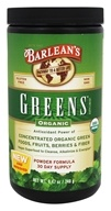 Barlean's - Organic Greens Powder Formula - 8.46 oz. by Barlean's