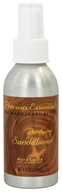 Image of Aura Cacia - Precious Essentials Aromatherapy Spritz Purifying Sandalwood - 4 oz.