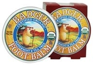 Image of Badger - Foot Balm Peppermint & Tea Tree - 2 oz.