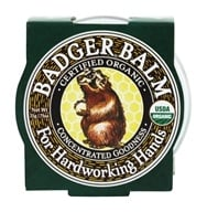 Badger - Badger Balm For Hardworking Hands - 0.75 oz.
