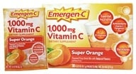 Alacer - Emergen-C Vitamin C Super Orange 1000 mg. - 30 Packet(s) (076314302031)