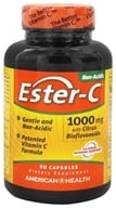 American Health - Ester-C with Citrus Bioflavonoids 1000 Mg. - 90 Capsules, from category: Vitamins & Minerals