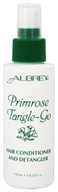 Aubrey Organics - Primrose Tangle-Go Hair Conditioner and Detangler - 4 oz.