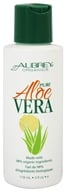 Aubrey Organics - Pure Aloe Vera - 4 oz., from category: Personal Care