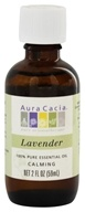 Aura Cacia - Essential Oil Calming Lavender - 2 oz.