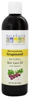 Aura Cacia - Natural Skin Care Oil Grapeseed - 16 oz.