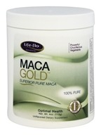 Life-Flo - Maca Gold Superior Pure Maca Unflavored - 4 oz. by Life-Flo