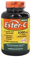 American Health - Ester C with Citrus Bioflavonoids 1000 mg. - 120 Vegetarian Tablets