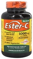 American Health - Ester-C with Citrus Bioflavonoids 1000 mg. - 120 Vegetarian Tablets